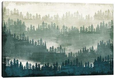 Mountainscape I Canvas Art Print