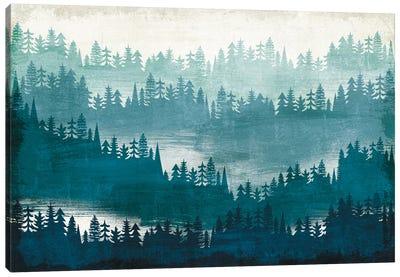 Mountainscape II Canvas Art Print