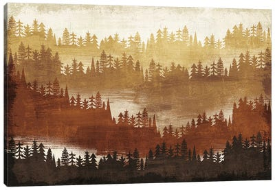 Mountainscape IV Canvas Print #WAC4329