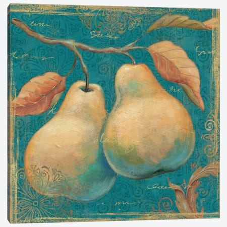 Lovely Fruits I  Canvas Print #WAC432} by Daphne Brissonnet Canvas Print