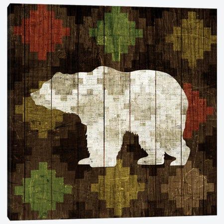 Southwest Lodge (Bear) Canvas Print #WAC4330} by Michael Mullan Canvas Print