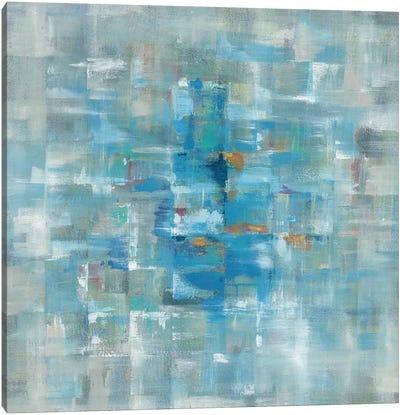 Abstract Squares Canvas Print #WAC4333