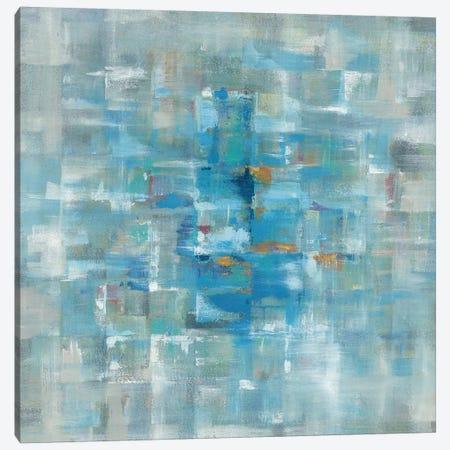 Abstract Squares Canvas Print #WAC4333} by Danhui Nai Canvas Print