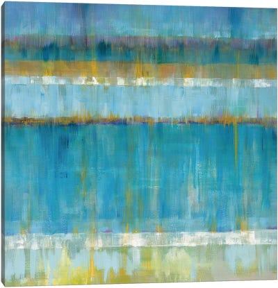 Abstract Stripes Canvas Art Print