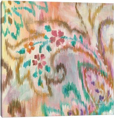 Boho Paisley III Canvas Art Print