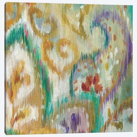 Boho Paisley IV Canvas Print #WAC4338} by Danhui Nai Art Print