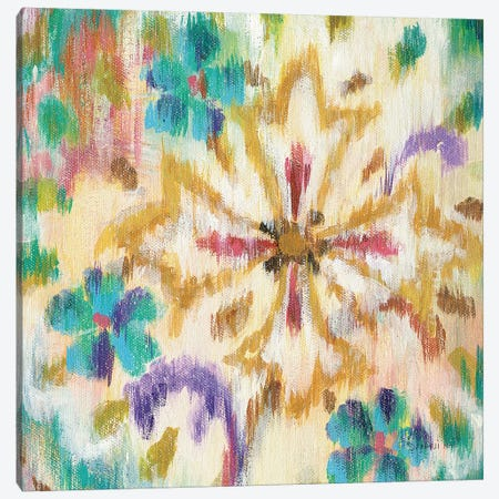 Boho Paisley V Canvas Print #WAC4339} by Danhui Nai Canvas Print