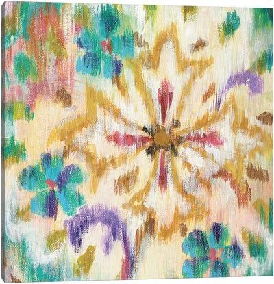 Boho Paisley V Canvas Art Print