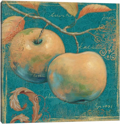 Lovely Fruits II  Canvas Art Print
