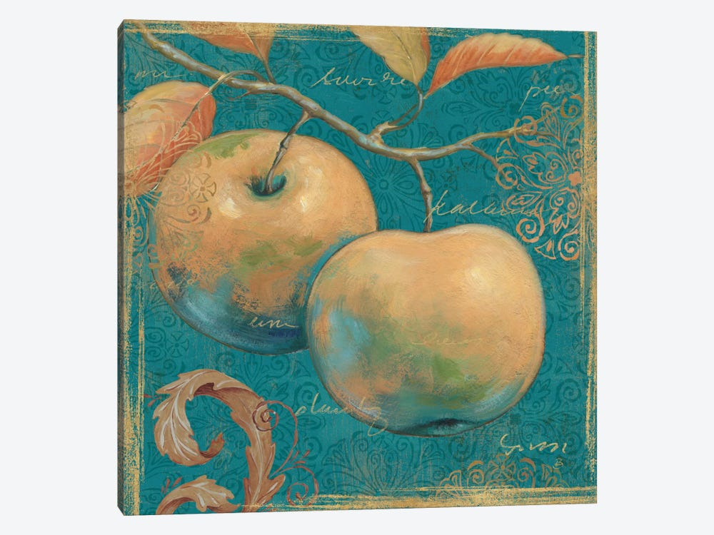 Lovely Fruits II by Daphne Brissonnet 1-piece Canvas Art Print