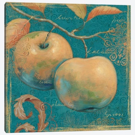 Lovely Fruits II  Canvas Print #WAC433} by Daphne Brissonnet Canvas Print