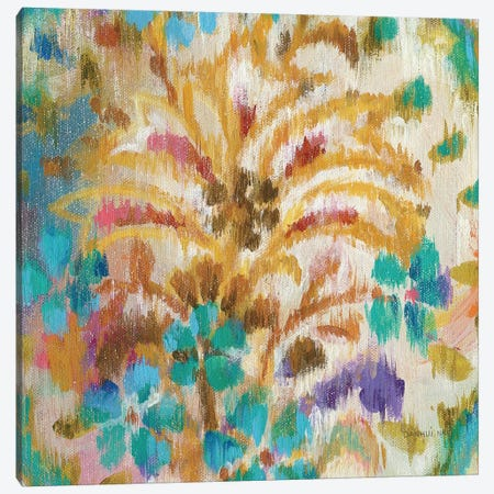 Boho Paisley VI Canvas Print #WAC4340} by Danhui Nai Canvas Wall Art