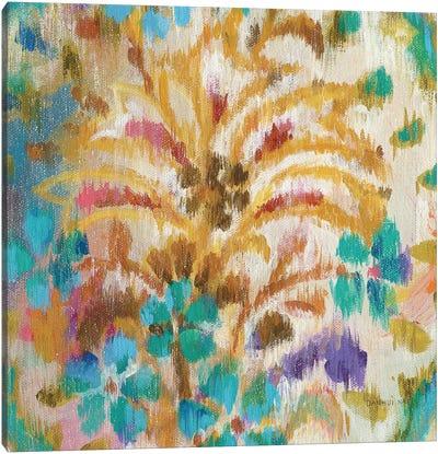 Boho Paisley VI Canvas Art Print
