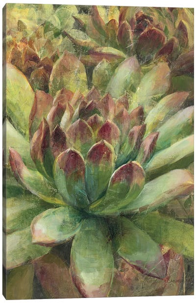 Nature Delight III Canvas Art Print