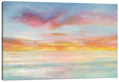 Pastel Sky Canvas Print #WAC4349