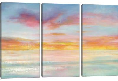Pastel Sky Canvas Art Print
