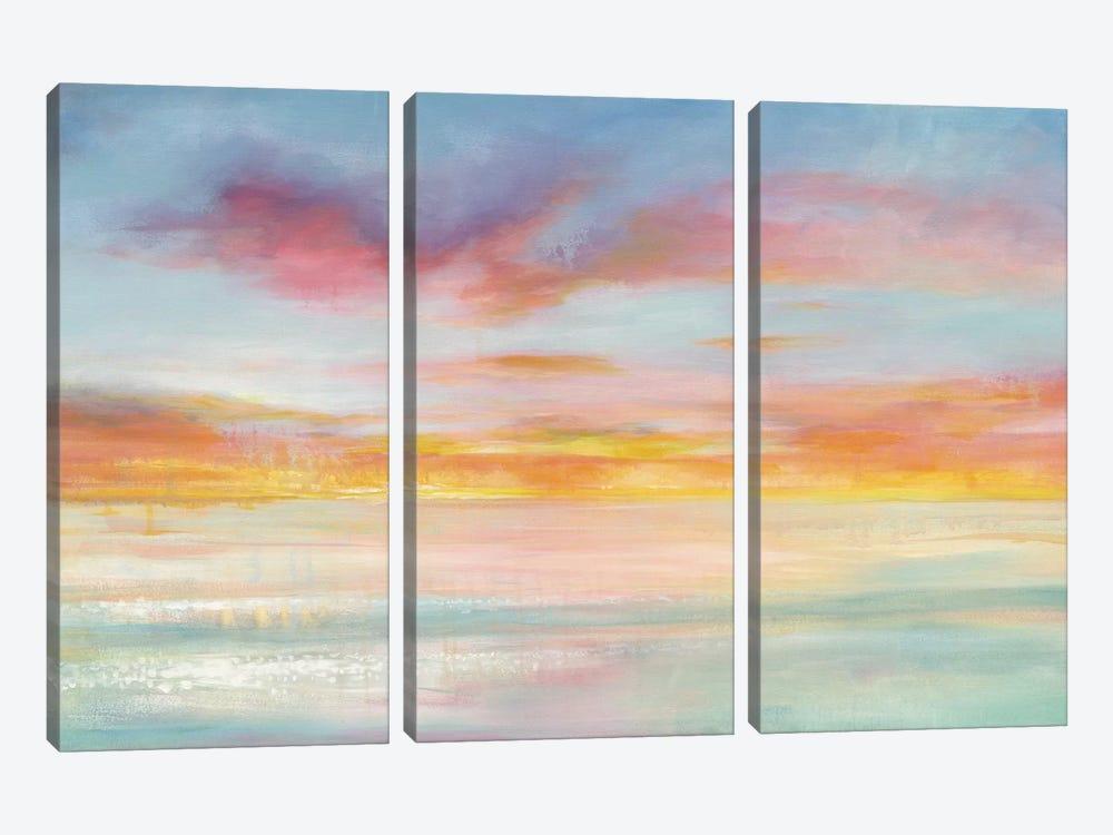 Pastel Sky by Danhui Nai 3-piece Art Print
