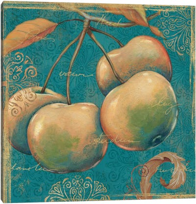 Lovely Fruits III  Canvas Print #WAC434