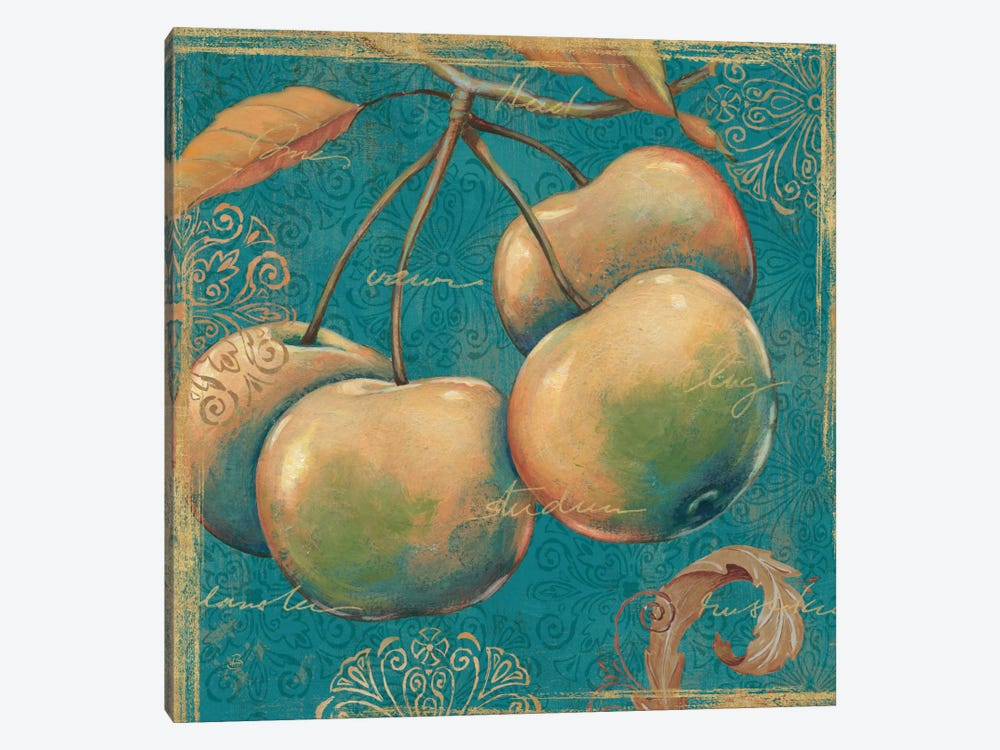 Lovely Fruits III  by Daphne Brissonnet 1-piece Canvas Artwork