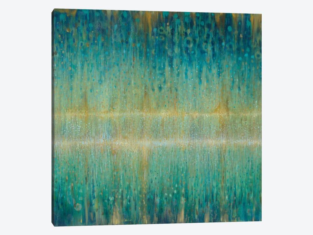 Rain Abstract I by Danhui Nai 1-piece Canvas Print