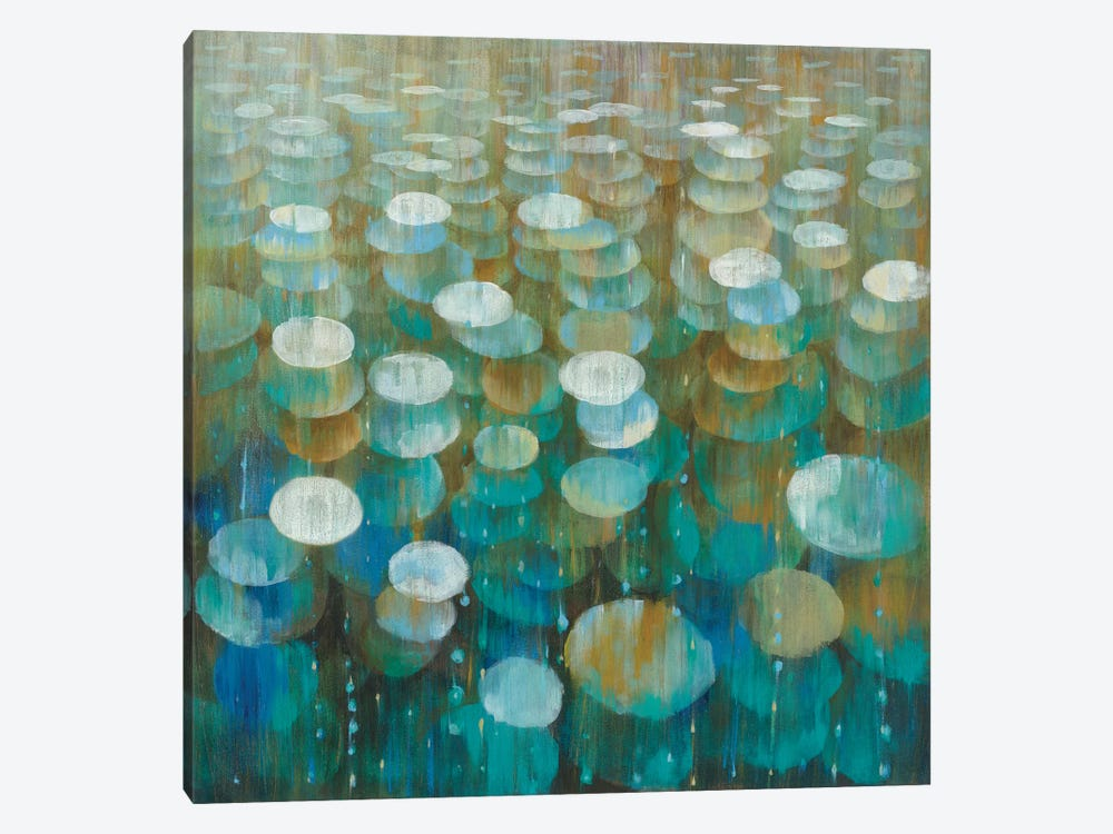 Rain Drops by Danhui Nai 1-piece Canvas Art