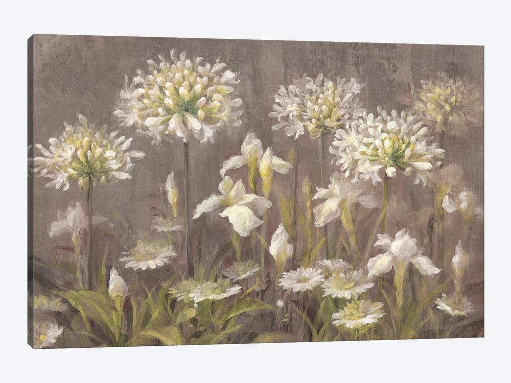 Spring Blossoms by Danhui Nai 1-piece Canvas Art Print