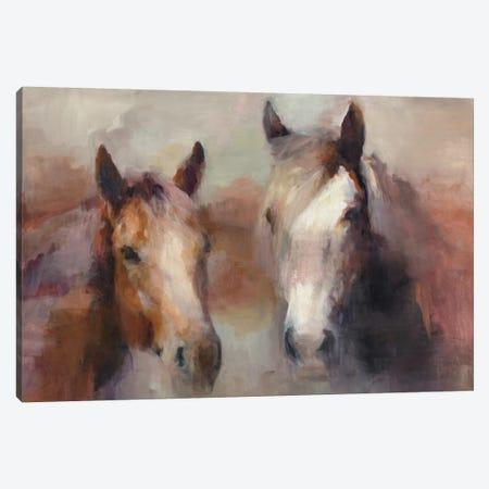 Blazing The West Canvas Print #WAC4357} by Marilyn Hageman Canvas Wall Art