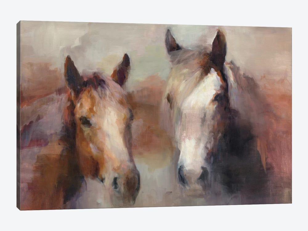 Blazing The West by Marilyn Hageman 1-piece Canvas Artwork