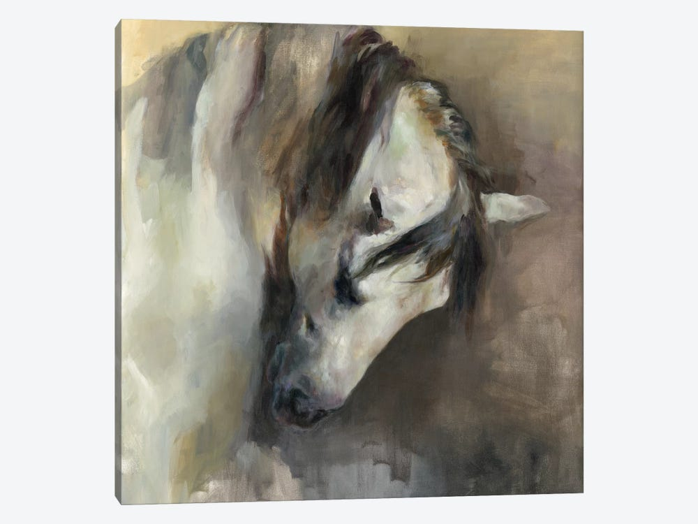 Classical Horse 1-piece Canvas Artwork