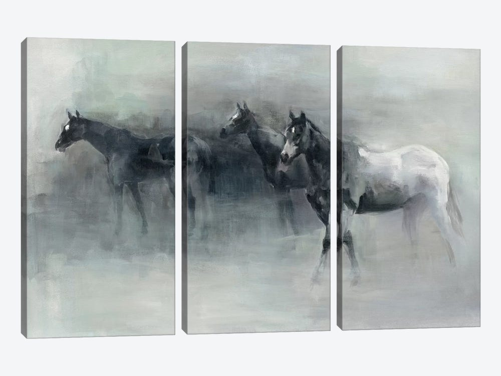 In The Mist by Marilyn Hageman 3-piece Art Print