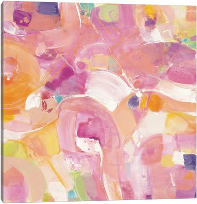 Flow Canvas Print #WAC4371