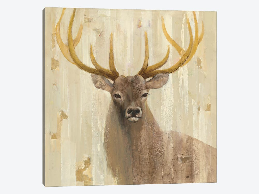 Forest King 1-piece Canvas Art Print