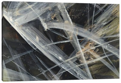 Glacier IV Canvas Art Print