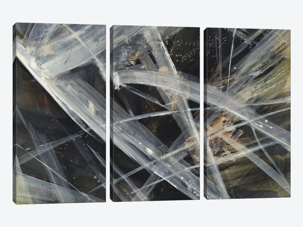 Glacier IV by Albena Hristova 3-piece Canvas Art
