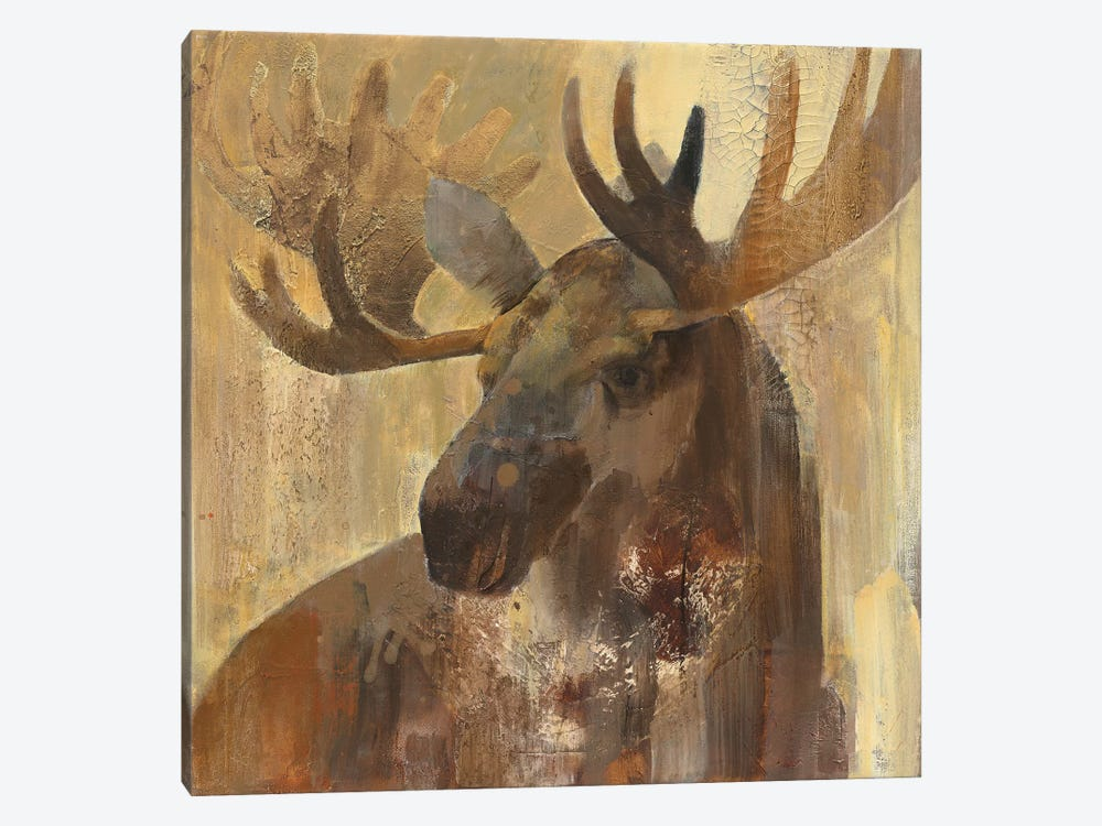 Into The Wild II 1-piece Canvas Art Print