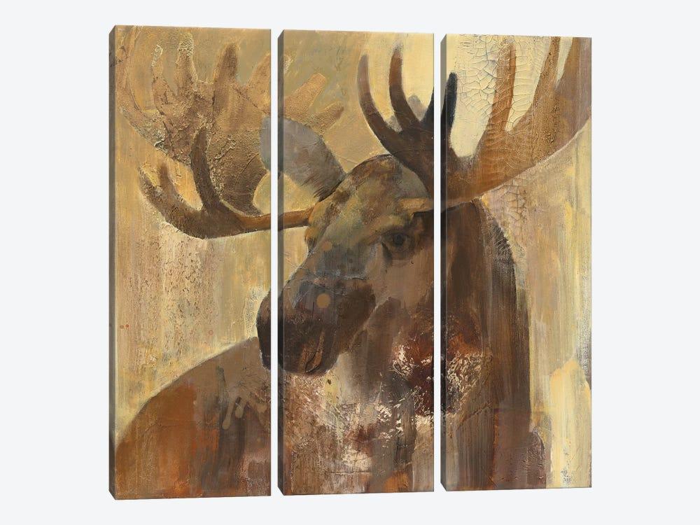 Into The Wild II by Albena Hristova 3-piece Canvas Art Print