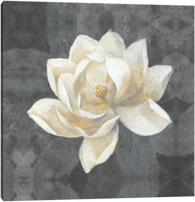 Majestic Magnolia Canvas Art Print