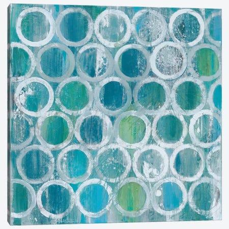 Stack Of Tubes Canvas Print #WAC4384} by Albena Hristova Canvas Art Print