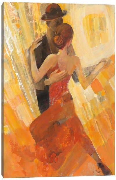 Tango Canvas Print #WAC4387