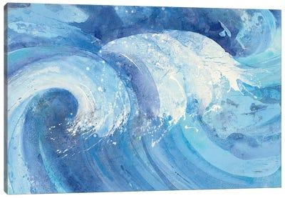 The Big Wave Canvas Print #WAC4388
