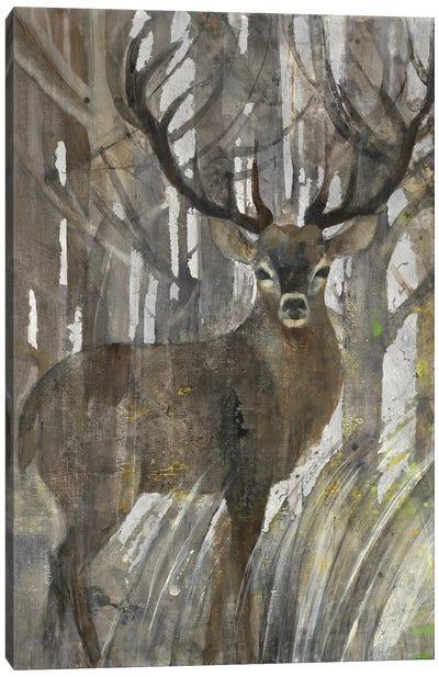 The Guardian Canvas Art Print