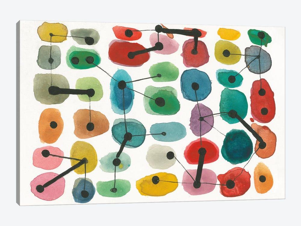 Mid Century II by Cheryl Warrick 1-piece Canvas Art Print