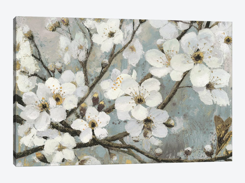 Cherry Blossoms I by James Wiens 1-piece Art Print