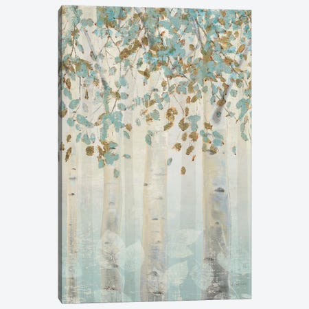 Dream Forest I 3-Piece Canvas #WAC4428} by James Wiens Canvas Art Print