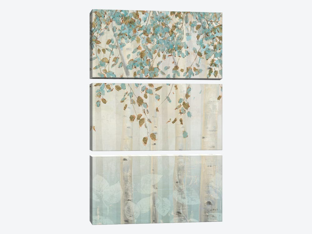 Dream Forest II by James Wiens 3-piece Canvas Wall Art