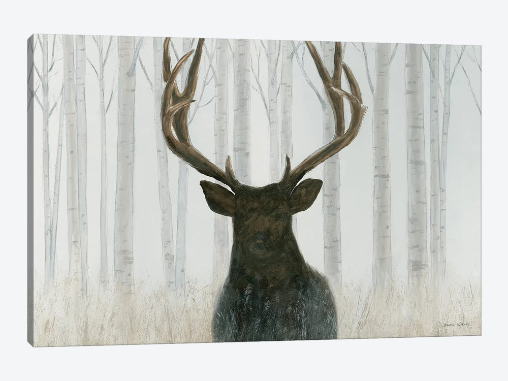Into The Forest by James Wiens 1-piece Canvas Art