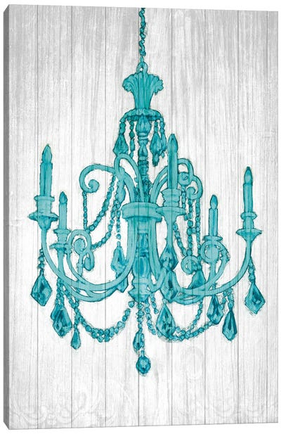 Luxurious Lights III Canvas Art Print