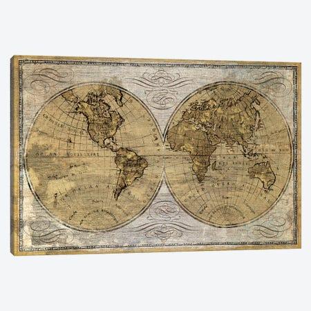 Worldwide I Canvas Print #WAC4442} by James Wiens Canvas Art Print