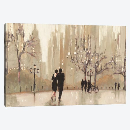 An Evening Out I Canvas Print #WAC4443} by Julia Purinton Canvas Print