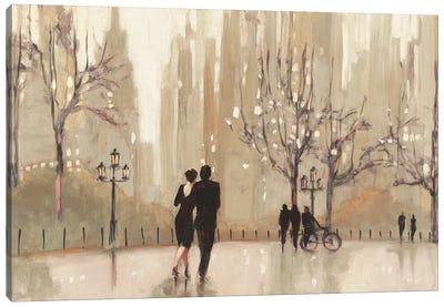 An Evening Out I Canvas Art Print